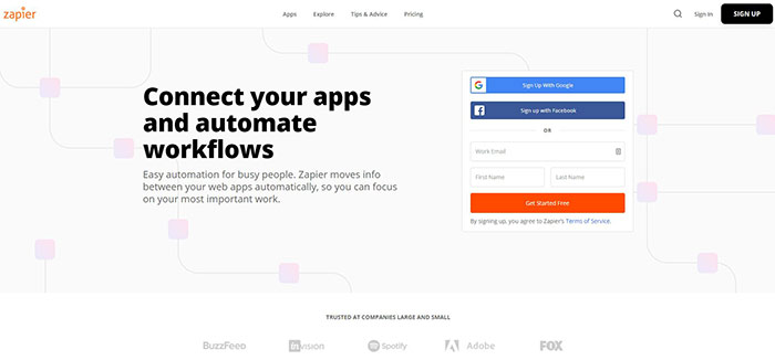 Tools & Apps KryptoPOS Use To Work Remotely Zapier